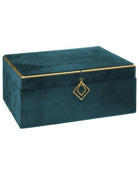 szkatułka na biżuterię VELUR