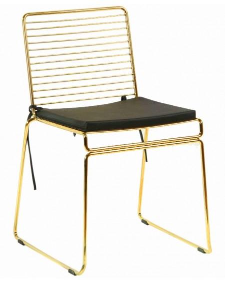 Krzesło Rodie gold