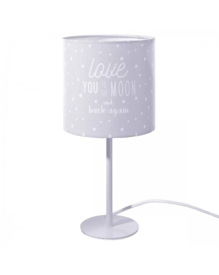 Lampa stołowa MOON LOVE