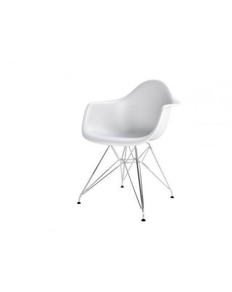 Krzesło Creatio Metal white