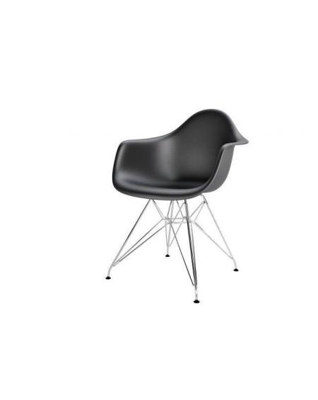 Krzesło Creatio Metal black