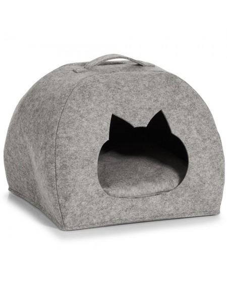 Legowisko domek dla kota filcowy