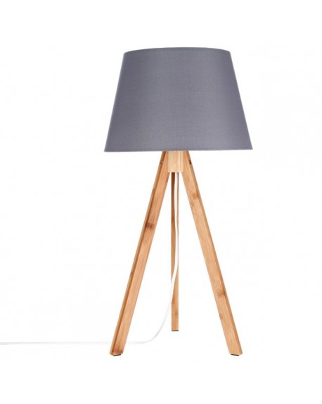 Lampa stołowa bambusowa BAMBOO