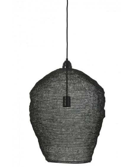 Lampa wisząca Nicola czarna