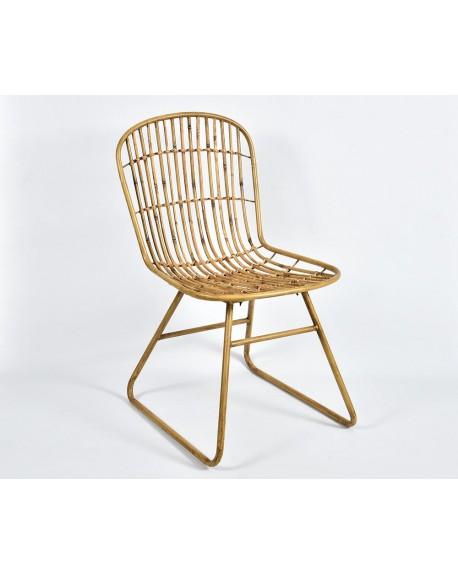 Krzesło bambusowe BambooLove