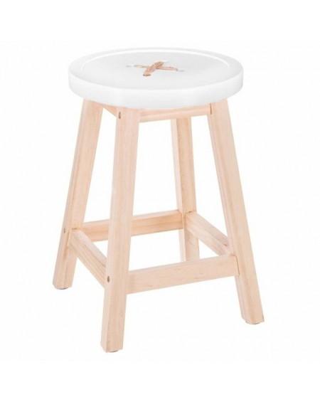 Stolik drewniany Guzik
