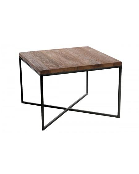 Stolik kwadratowy Teddy drewno