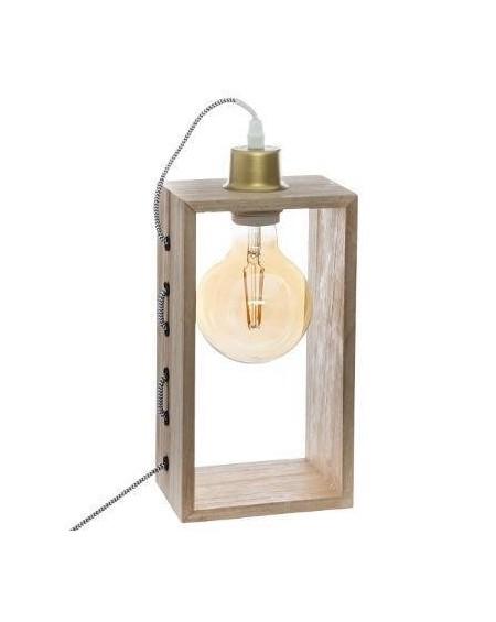 Lampa stołowa Bursztyn
