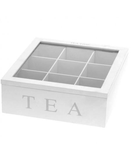 Pudełko na herbatę Classic
