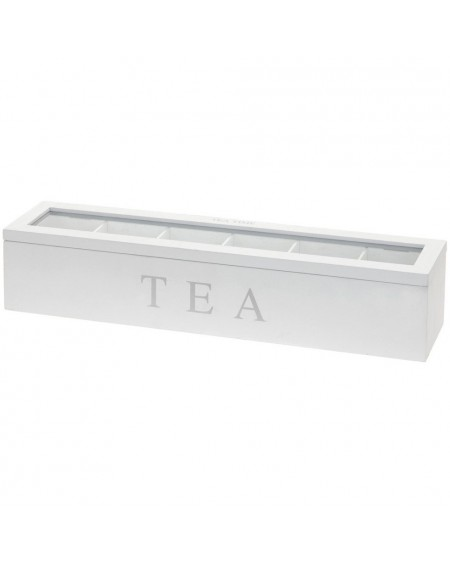 Pudełko na herbatę podłużne Classic