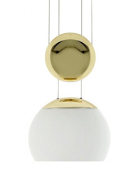 Lampa wisząca Controlla złota