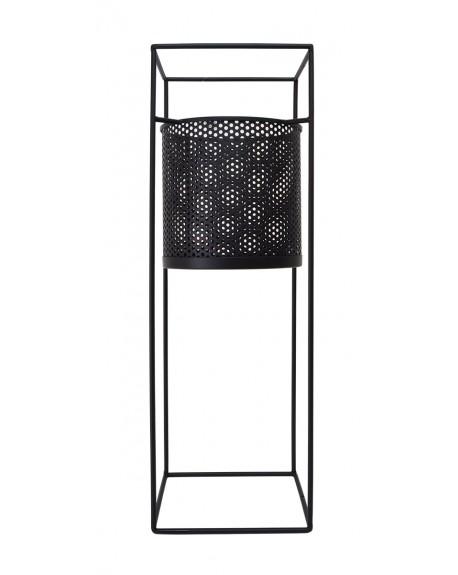 Kwietnik osłonka na stojaku Fency wysoka