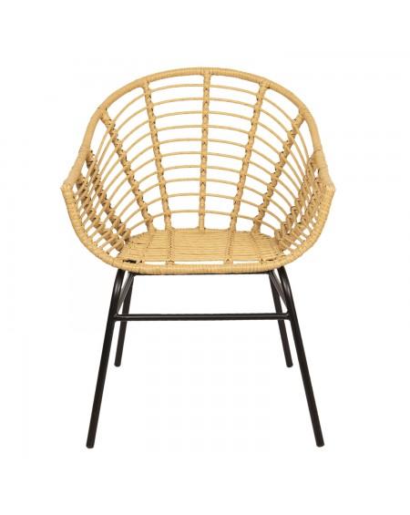 Krzesło fotel Rattan III