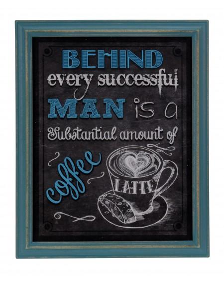 Dekoracja ścienna Coffee
