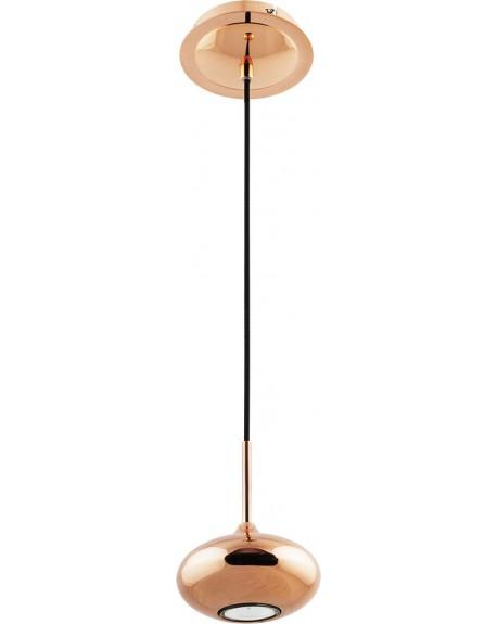 Lampa Copper pojedyncza