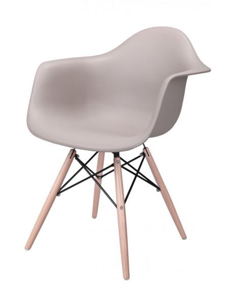 Krzesło Creatio mild grey