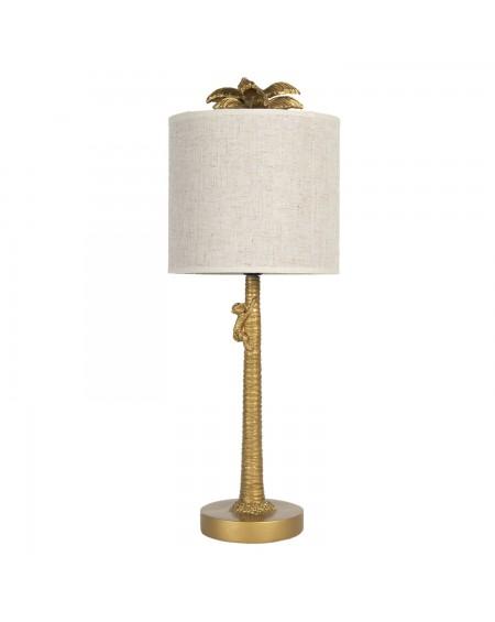 Lampa stołowa Monkey gold