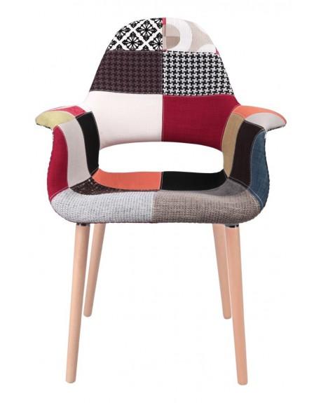 Krzesło Organic patchwork