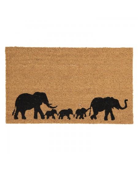 Wycieraczka wejściowa Elephants