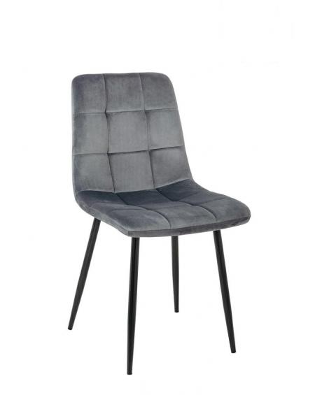 Krzesło Carlo tapicerowane