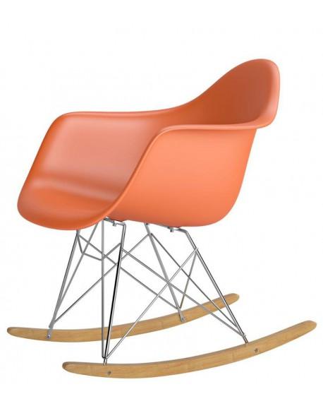 Krzesło Rubio orange