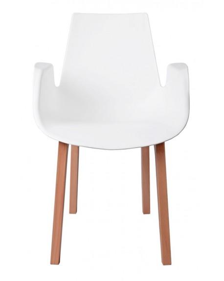 Krzesło Mocca białe