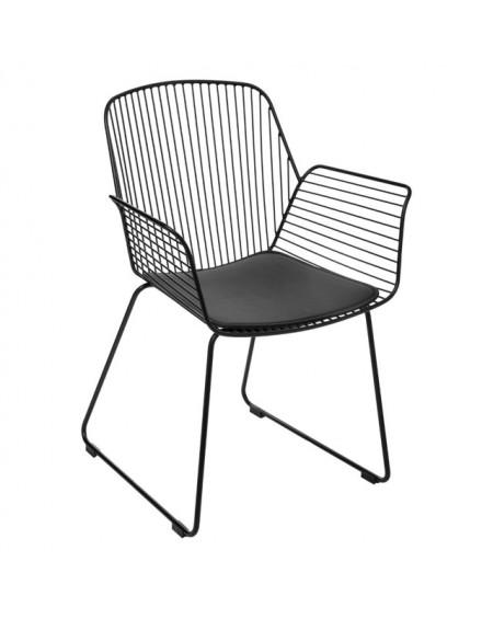 Krzesło metalowe TURAW