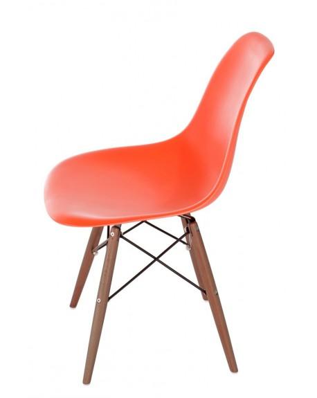 Krzesło Comet orange/dark