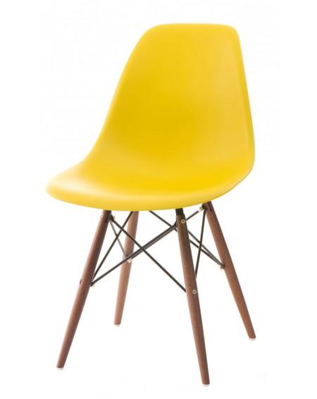 Krzesło Comet dark yellow/dark