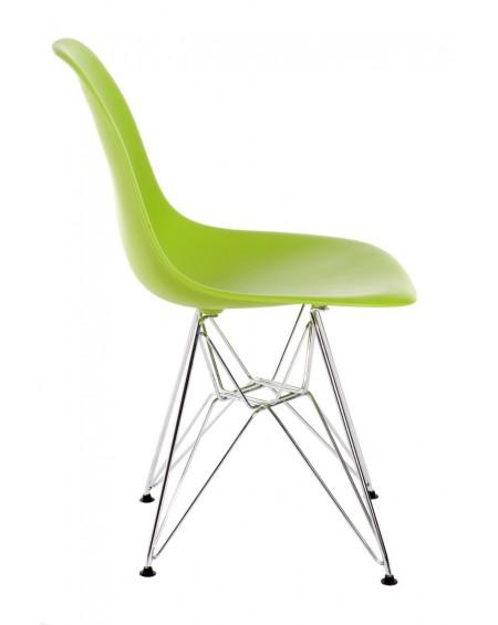 Krzesło Comet chrome green