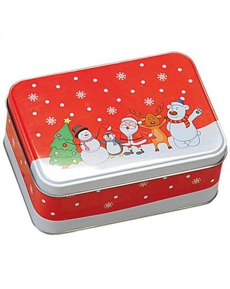 Puszka na ciastka świąteczna PUO