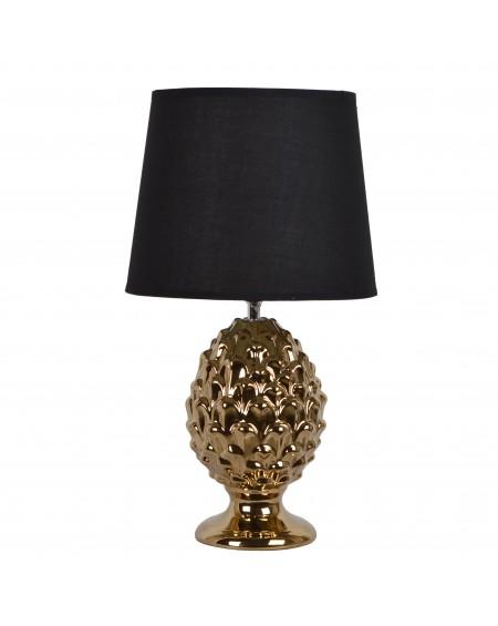 Lampa stołowa ceramiczna Karczoch