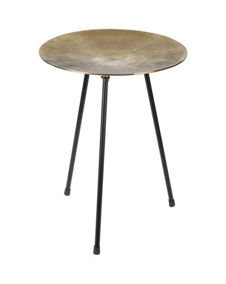 Stolik kawowy okrągły Urrea