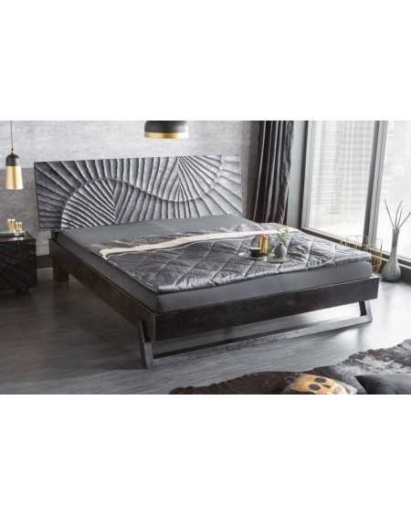 Łóżko SCORPION 180x220 czarne