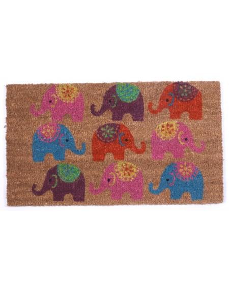 Wycieraczka wejściowa Happy Elephants