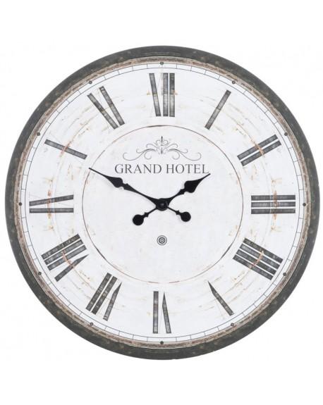 Zegar drewniany Grand Hotel