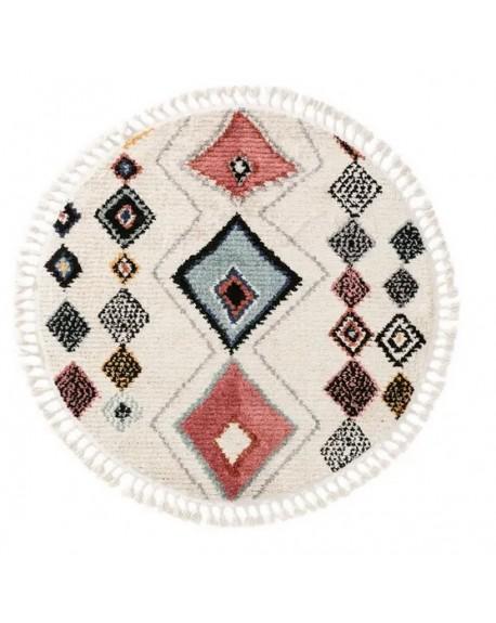 Dywan okrągły Berber 150 cm