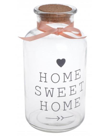 Butelka szklana Sweet Home większa