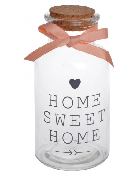 Butelka szklana Sweet Home mniejsza
