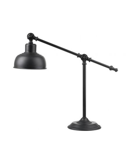 Lampa stołowa Arcyz czarna S