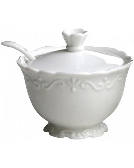 Cukiernica porcelanowa Provence