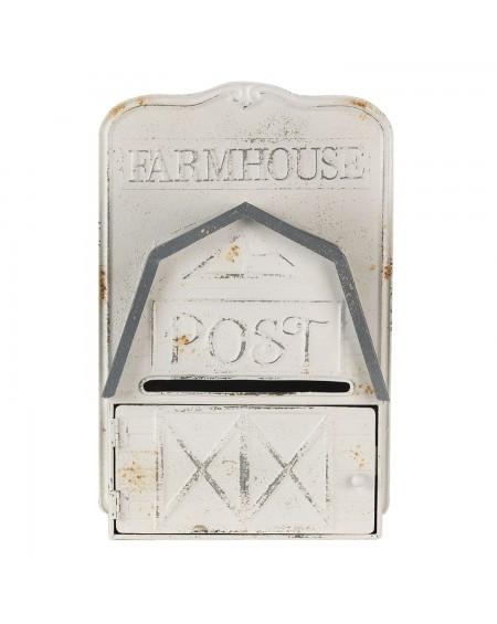 Skrzynka na listy domek Farmhouse