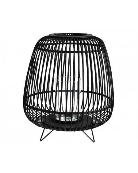 Lampion bambusowy czarny Noir