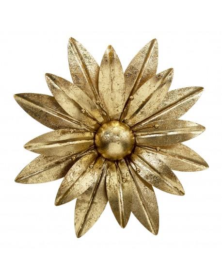 Dekoracja ścienna kwiat Fiore 47 cm