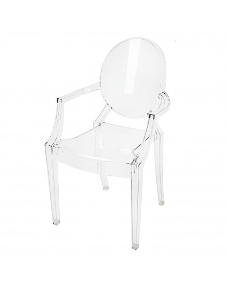 Krzesło Clear