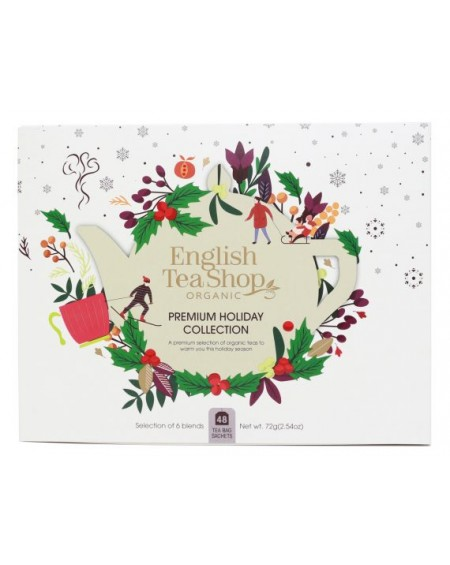Herbata eko Premium Holiday Collection – 48