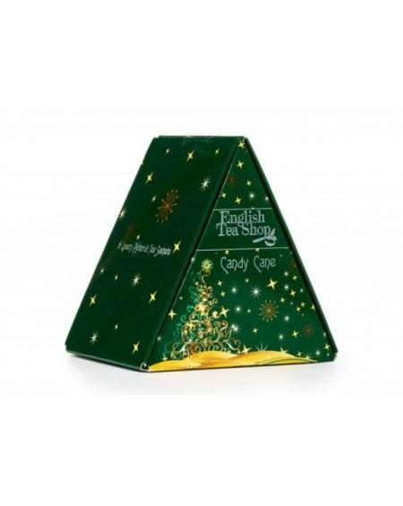 Herbata organiczna Trójkąt Candy Cane 6 piramidek