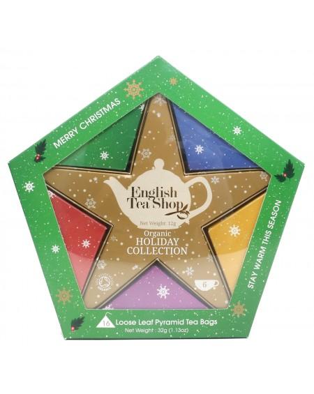 Herbata organiczna GOLD STAR 16 CT