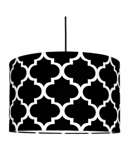 Lampa wisząca Moroccan czarna