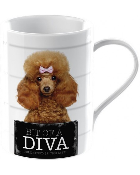 Kubek porcelanowy DIVA